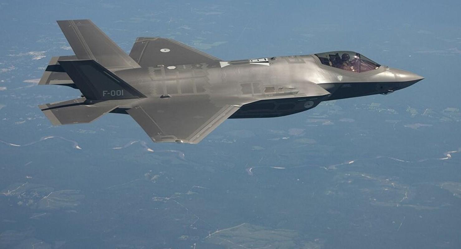 Dieu gi xay ra khi F-35 My va J-10 Trung Quoc xong vao hon chien?-Hinh-5