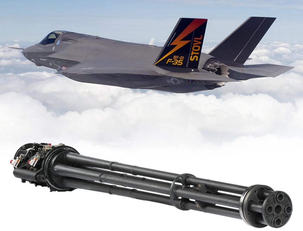 Dieu gi xay ra khi F-35 My va J-10 Trung Quoc xong vao hon chien?-Hinh-9