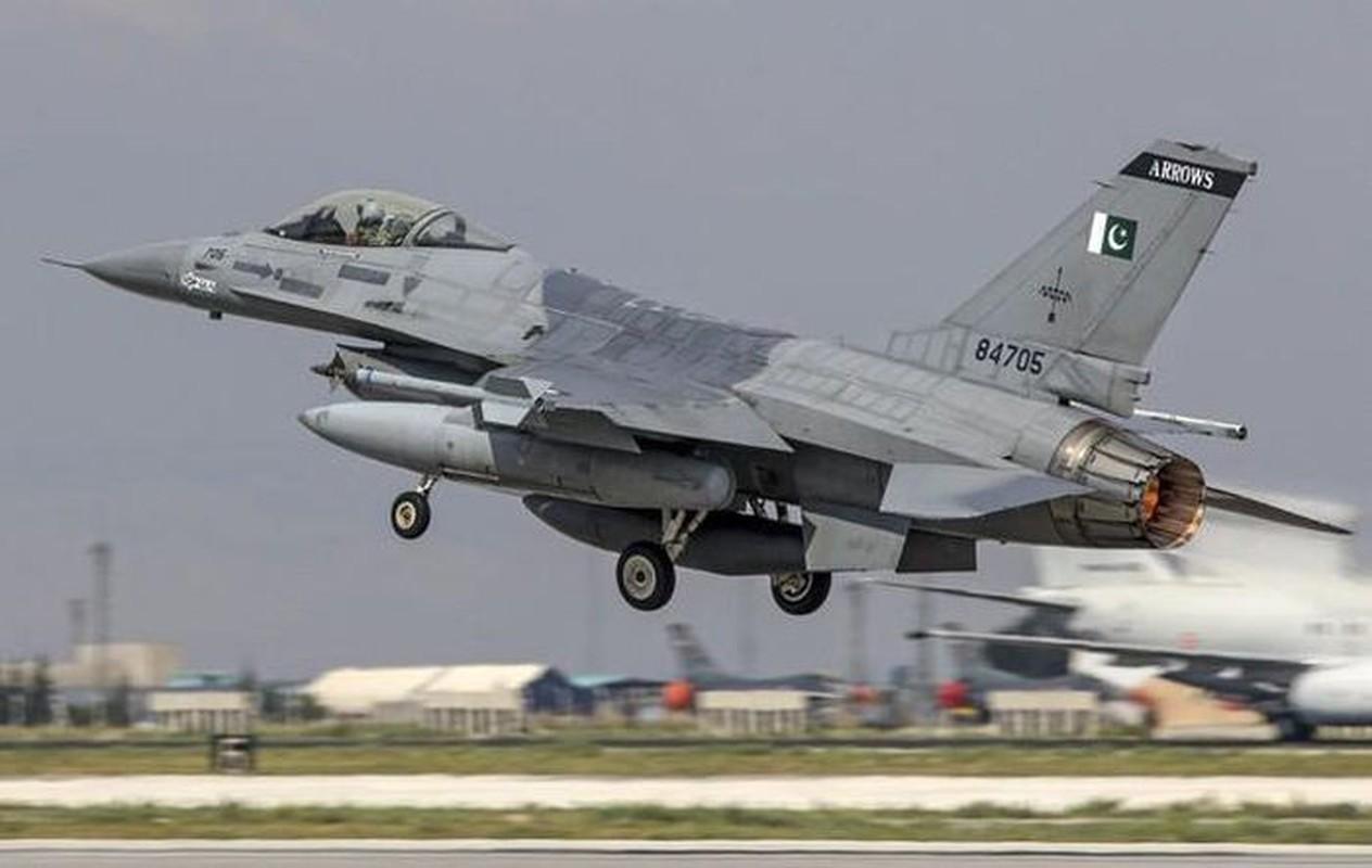 Ly do JF-17 khong bao gio thay the duoc F-16 trong Khong quan Pakistan?-Hinh-10