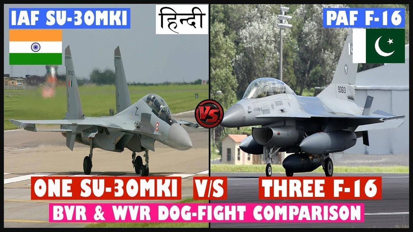 Ly do JF-17 khong bao gio thay the duoc F-16 trong Khong quan Pakistan?-Hinh-17