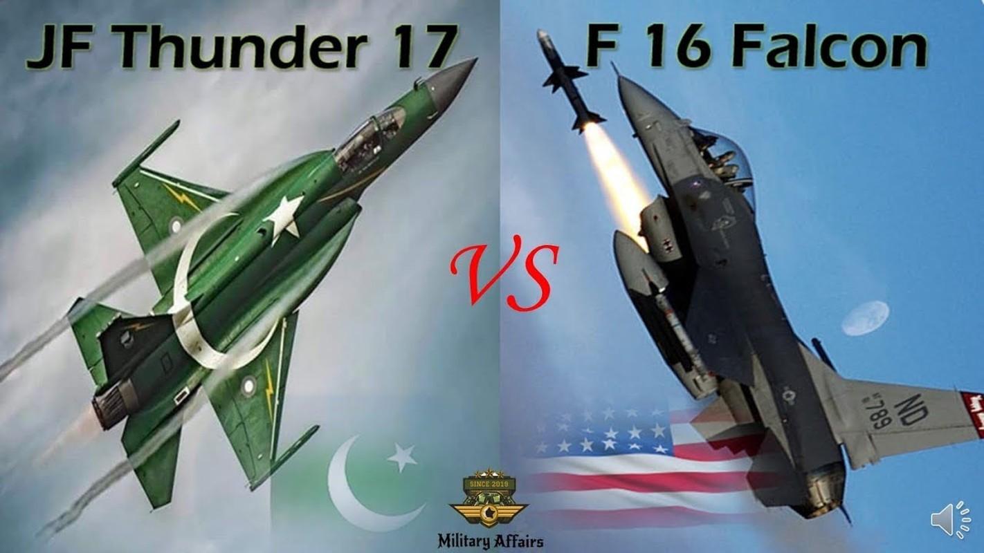 Ly do JF-17 khong bao gio thay the duoc F-16 trong Khong quan Pakistan?-Hinh-18