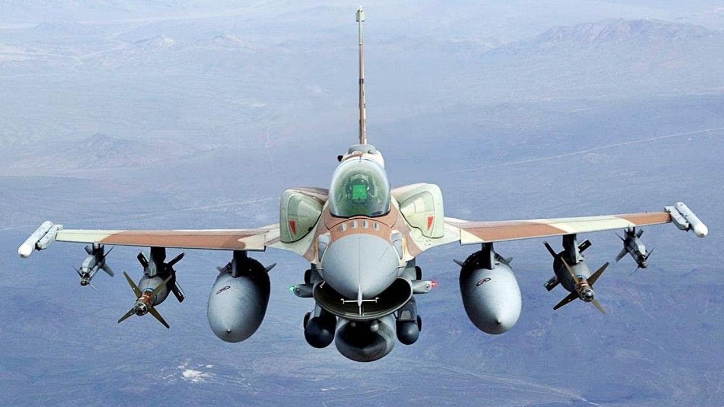 Ly do JF-17 khong bao gio thay the duoc F-16 trong Khong quan Pakistan?-Hinh-2