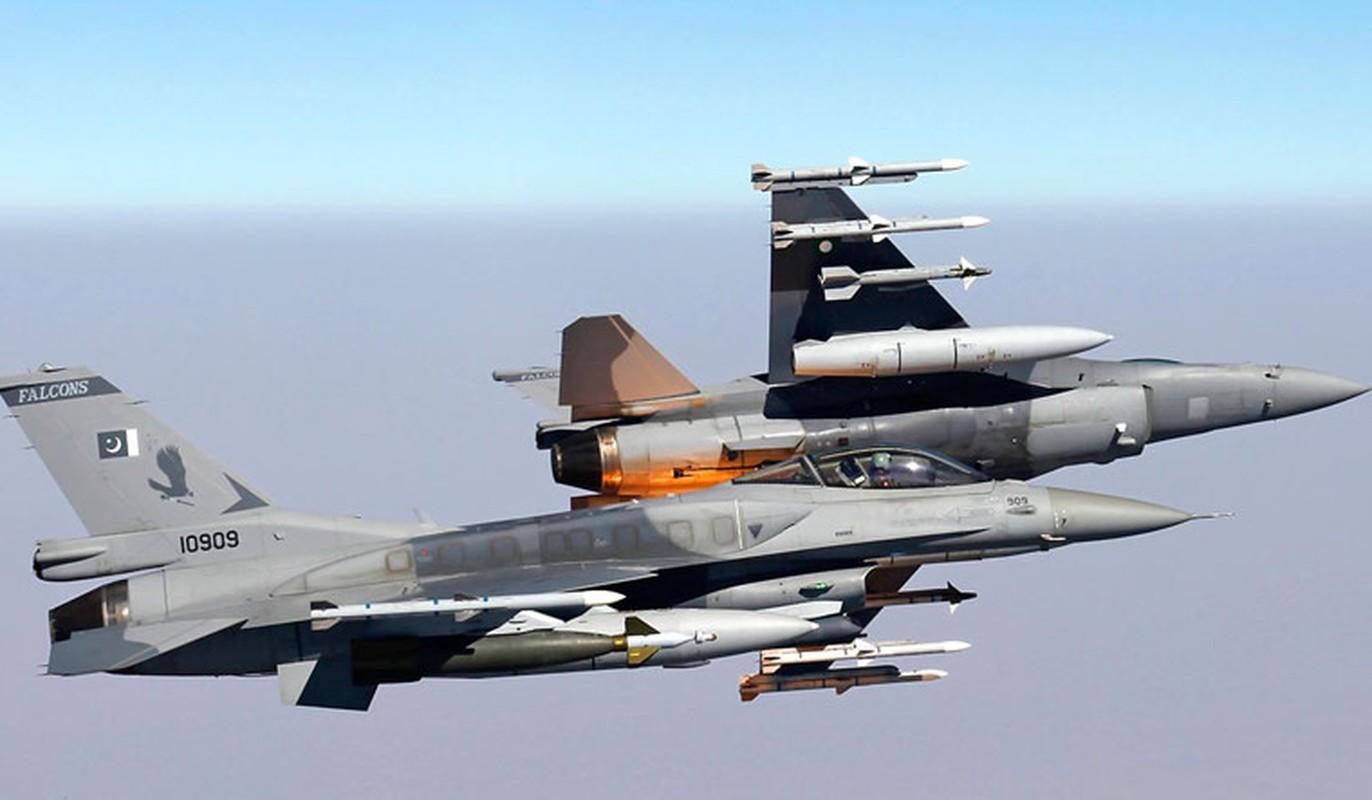 Ly do JF-17 khong bao gio thay the duoc F-16 trong Khong quan Pakistan?-Hinh-5