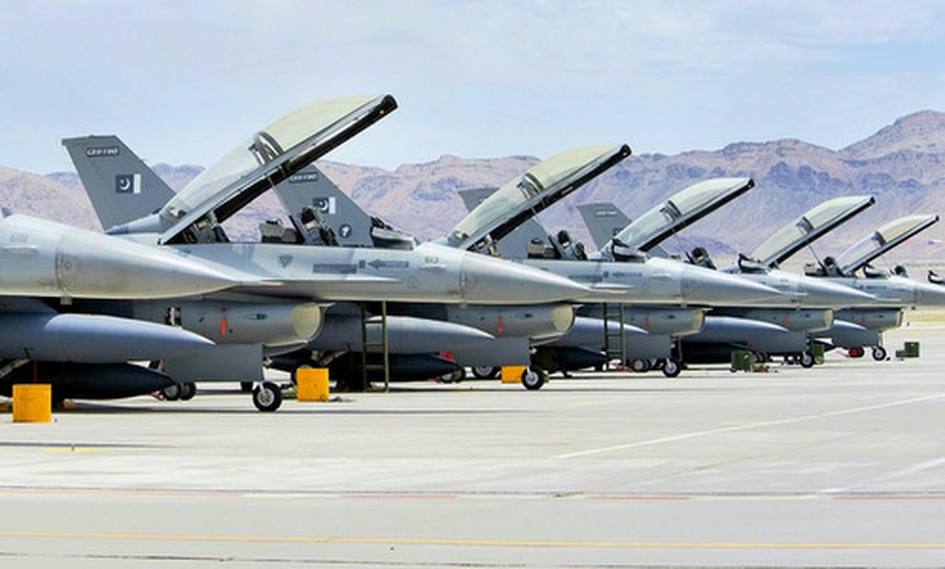 Ly do JF-17 khong bao gio thay the duoc F-16 trong Khong quan Pakistan?-Hinh-7