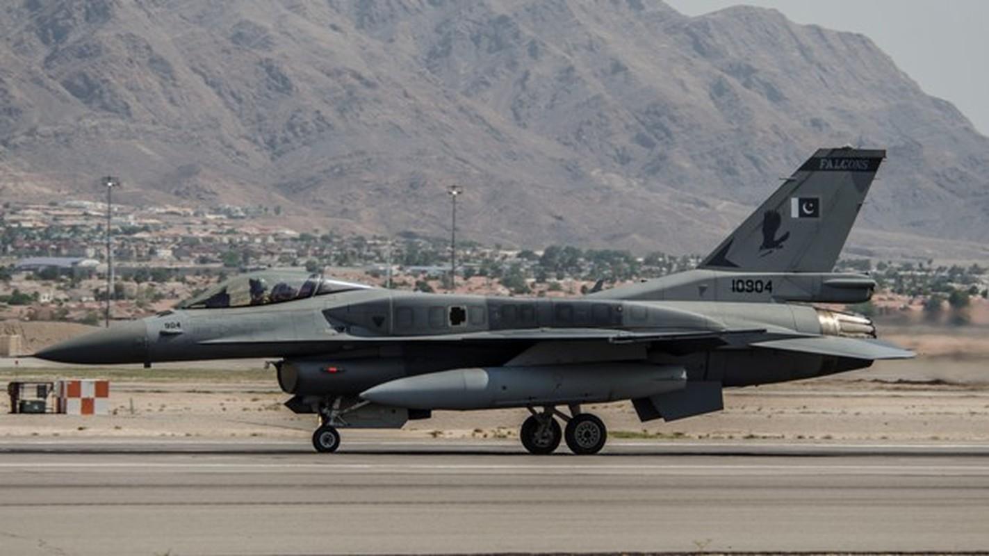 Ly do JF-17 khong bao gio thay the duoc F-16 trong Khong quan Pakistan?-Hinh-8