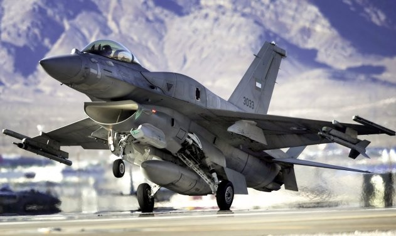 Ly do JF-17 khong bao gio thay the duoc F-16 trong Khong quan Pakistan?-Hinh-9