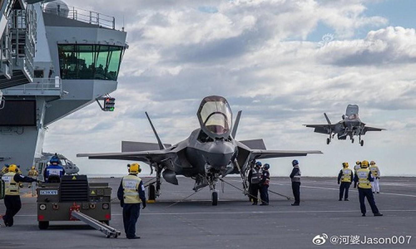Tau san bay cua Anh dua F-35 My toi thach thuc Trung Quoc-Hinh-3