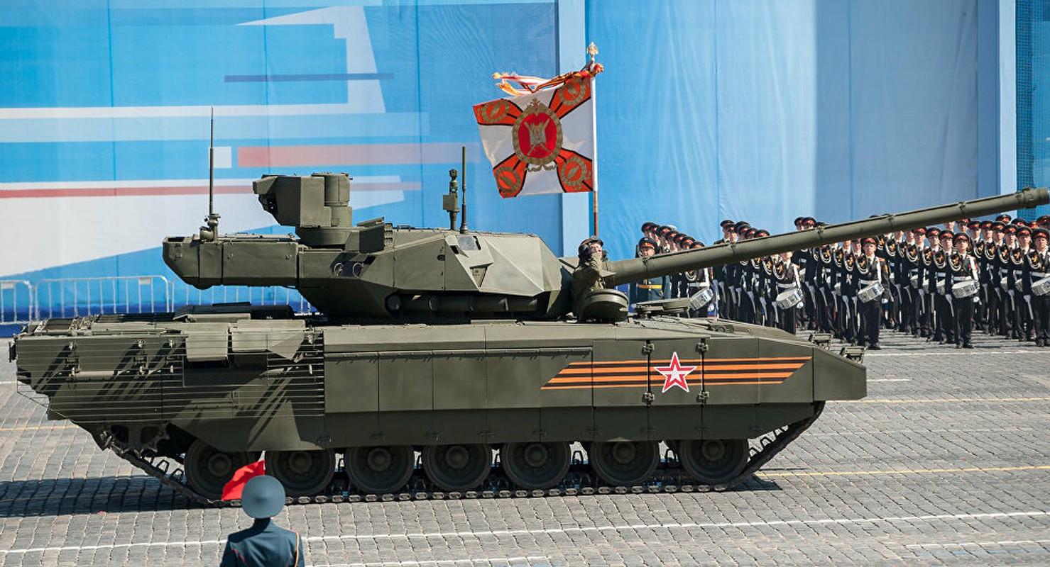 Bao Canada chi ra uu diem cua T-14 Armata khien Abrams phai xau ho