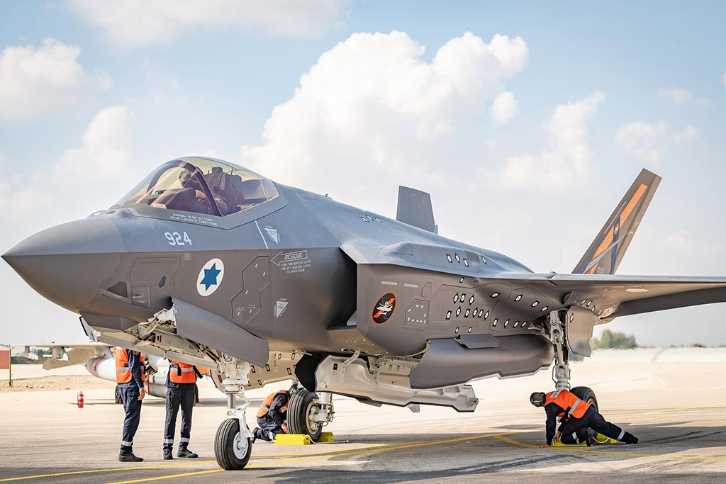 With the F-35, the F-15 design is great