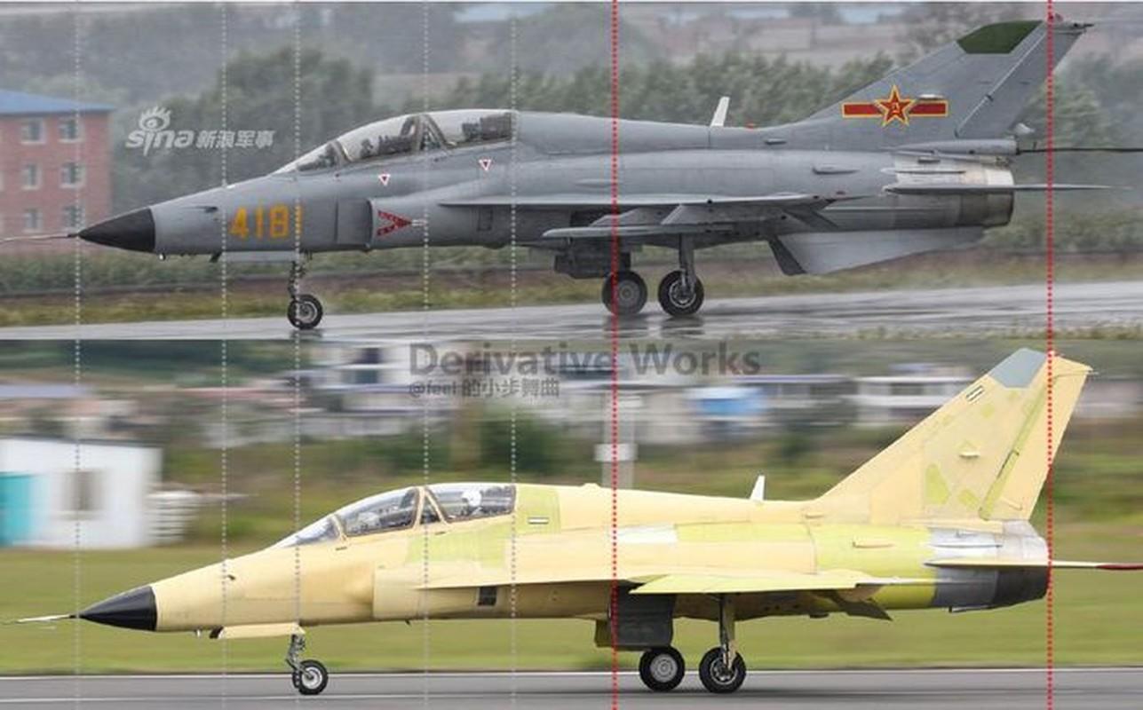 Sau hon nua the ky, Trung Quoc van miet mai che tao MiG-21-Hinh-14