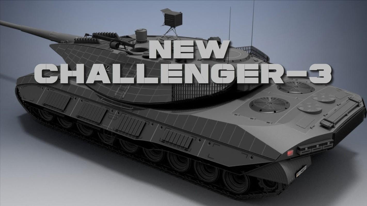 Tai sao Quan doi Anh chon phuong an nang cap xe tang Challenger 2?-Hinh-2