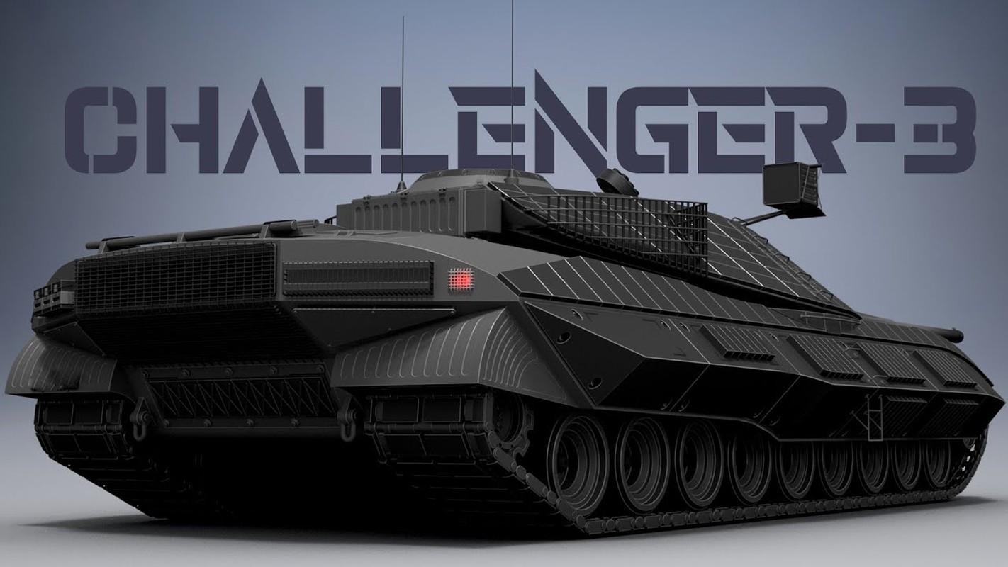 Tai sao Quan doi Anh chon phuong an nang cap xe tang Challenger 2?-Hinh-8