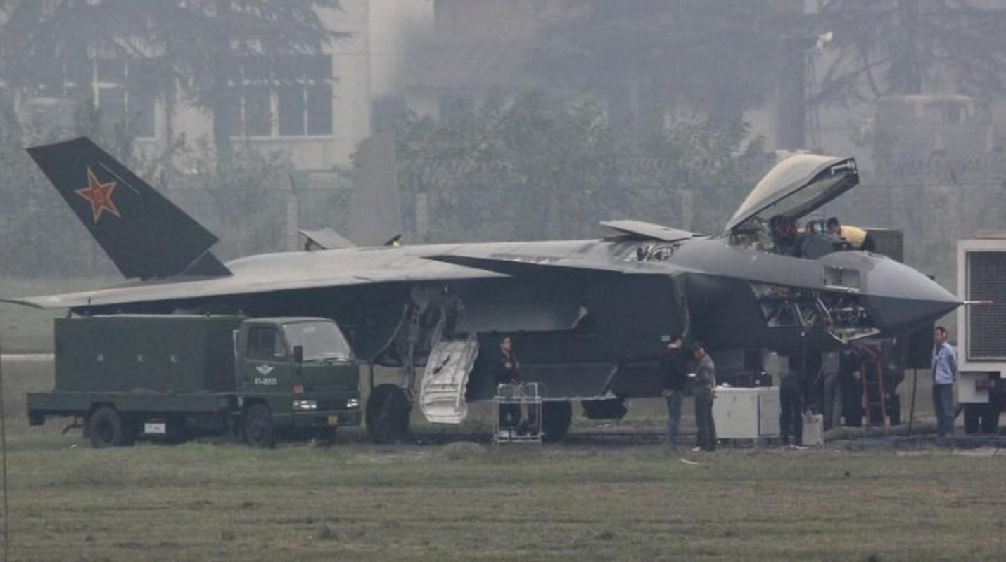 Ke ca khi giao tranh voi An Do, Trung Quoc cung khong dung J-20-Hinh-2