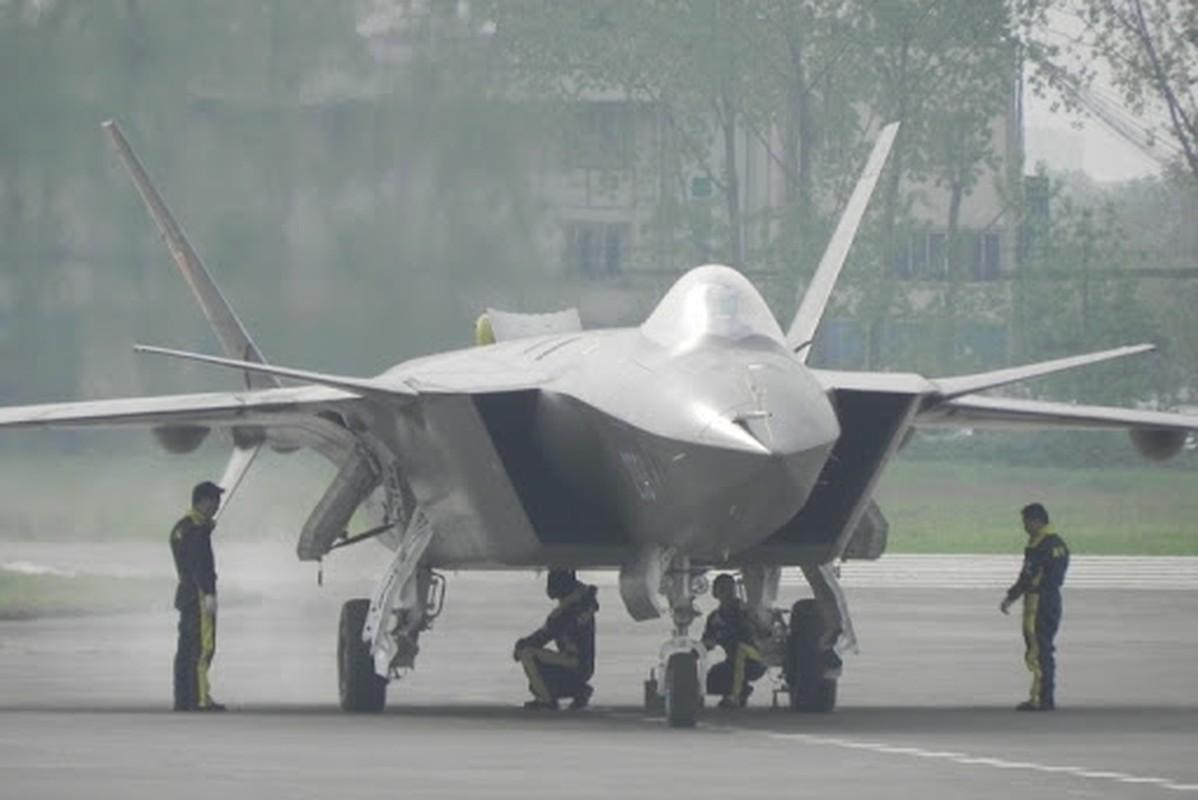 Ke ca khi giao tranh voi An Do, Trung Quoc cung khong dung J-20-Hinh-4