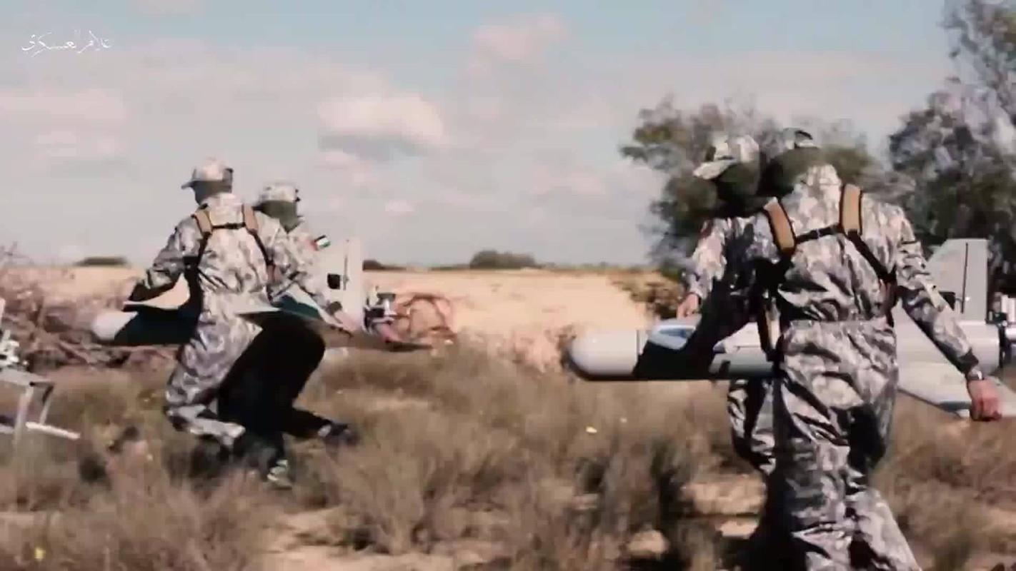 Thu tuong Israel the dap tra Hamas; chien tranh tren bo can ke-Hinh-10