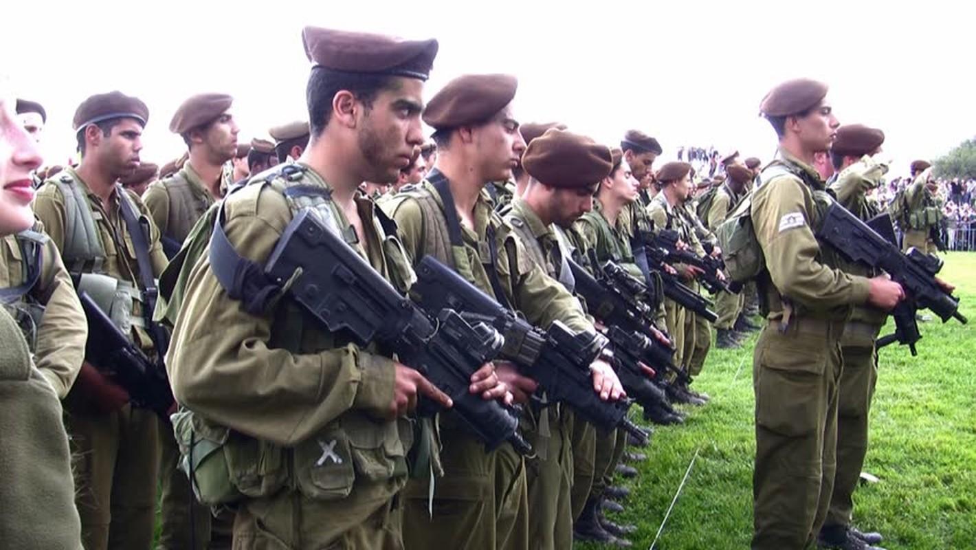 Thu tuong Israel the dap tra Hamas; chien tranh tren bo can ke-Hinh-11