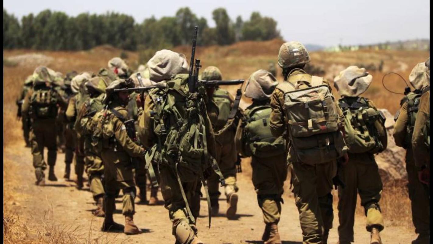Thu tuong Israel the dap tra Hamas; chien tranh tren bo can ke-Hinh-13
