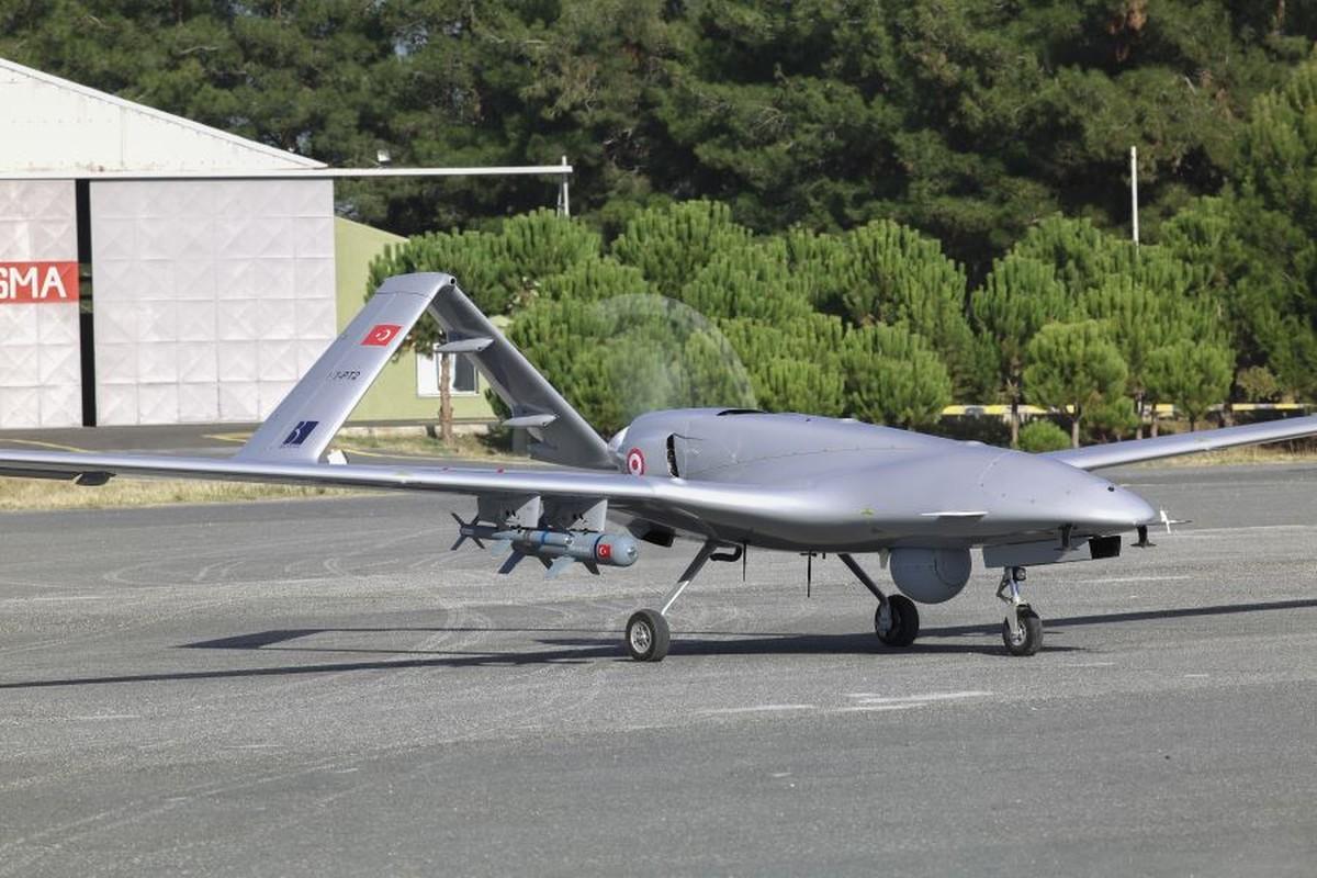 """UAV TB2, vu khi xuat khau """"dat nhu tom tuoi"""" cua Tho Nhi Ky-Hinh-14"""
