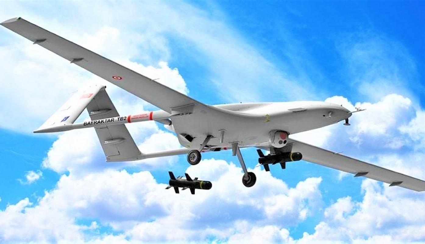 """UAV TB2, vu khi xuat khau """"dat nhu tom tuoi"""" cua Tho Nhi Ky-Hinh-7"""