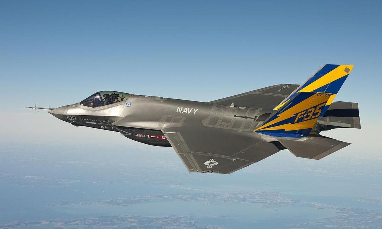 Lan dau can chien may bay Nga, F-35 to ra thua kem Su-30-Hinh-11