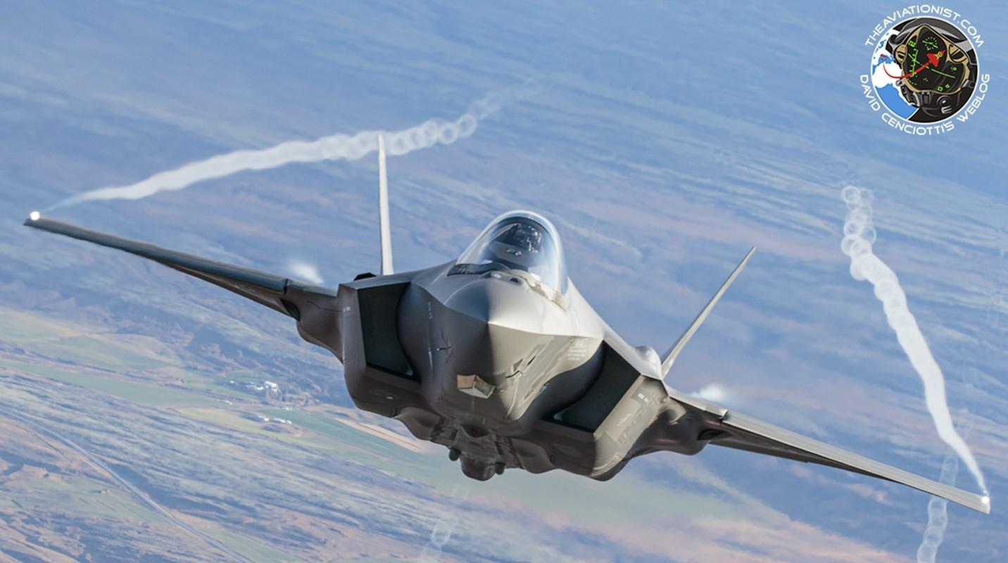 Lan dau can chien may bay Nga, F-35 to ra thua kem Su-30-Hinh-6