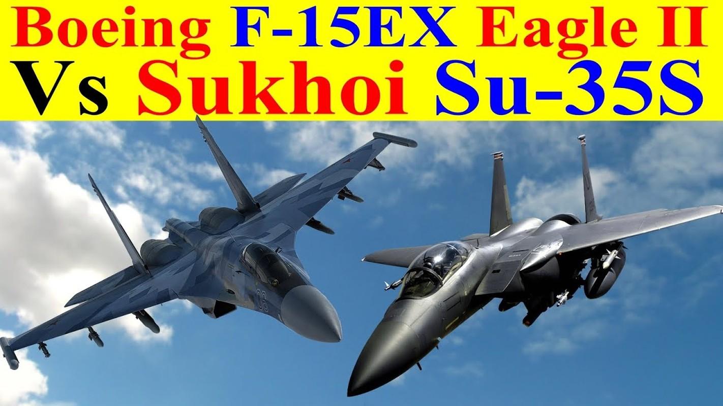 Su-35 cua Nga dau voi F-15EX cua My: Cuoc chien cua the he 4++-Hinh-14