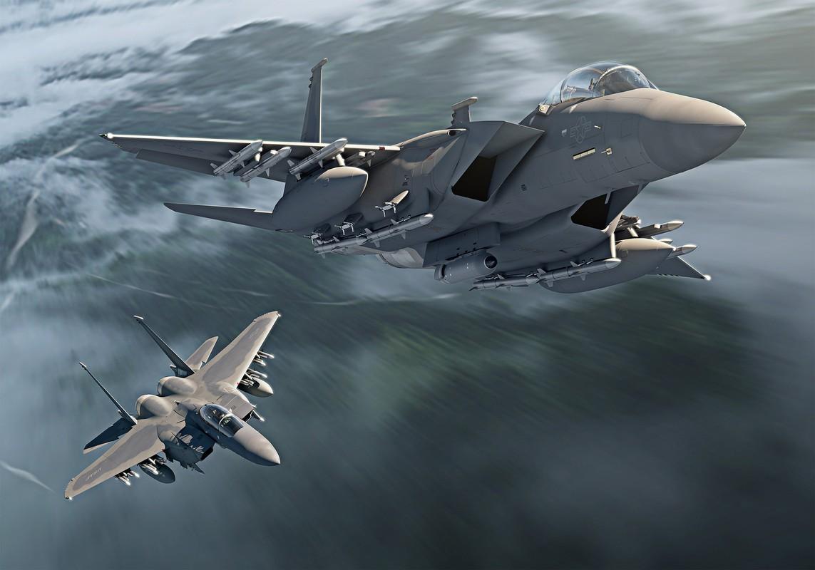 Su-35 cua Nga dau voi F-15EX cua My: Cuoc chien cua the he 4++-Hinh-6