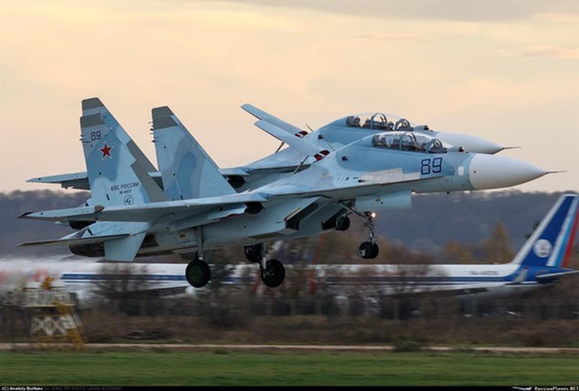 Vu tai nan dat do khien Nga phai boi thuong hai chiec Su-27PU-Hinh-8