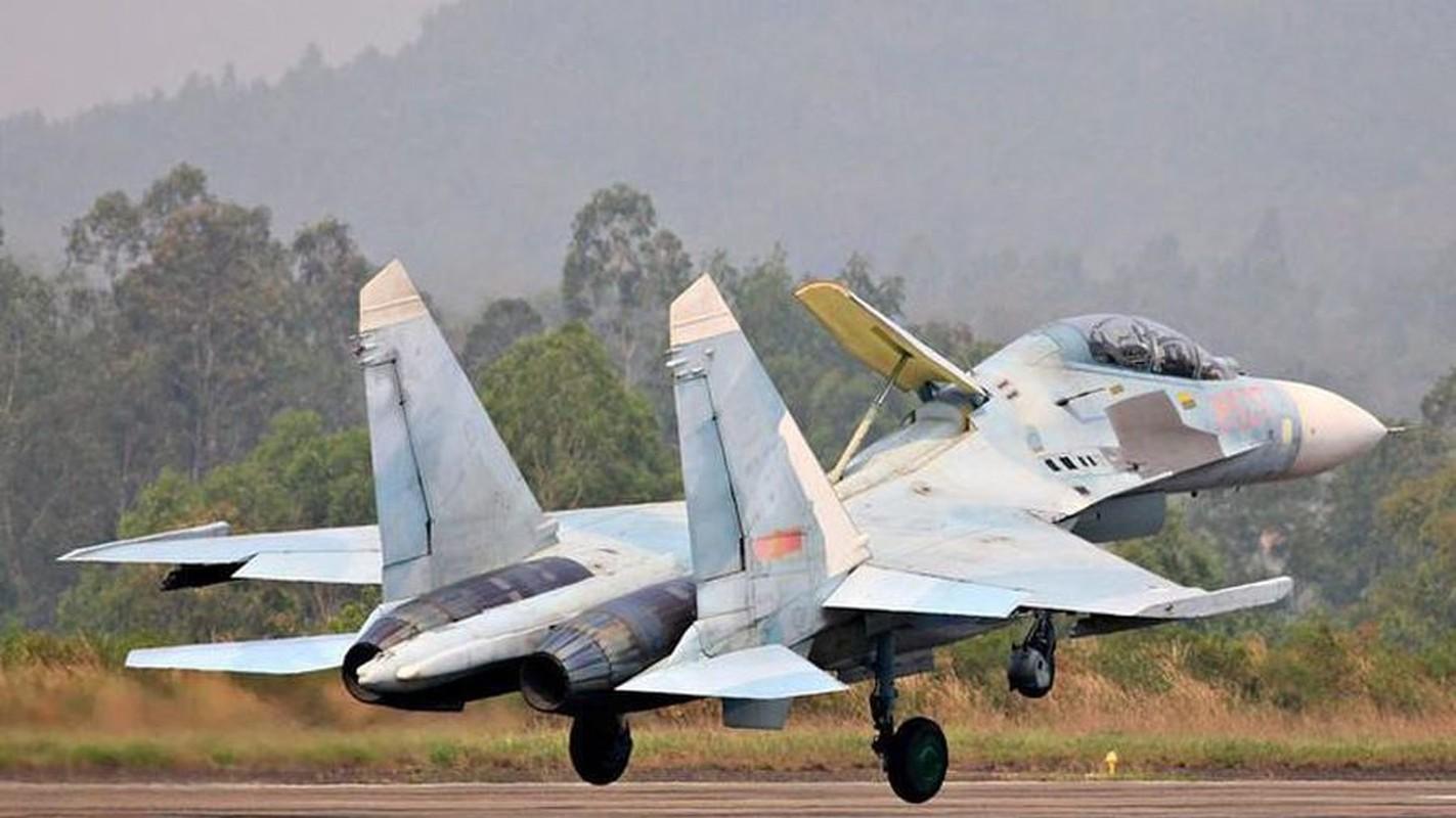 Vu tai nan dat do khien Nga phai boi thuong hai chiec Su-27PU-Hinh-9