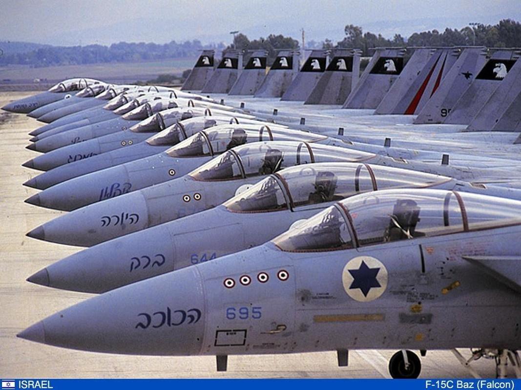 Cach Israel pha tan giac mong vu khi hat nhan cua Iraq