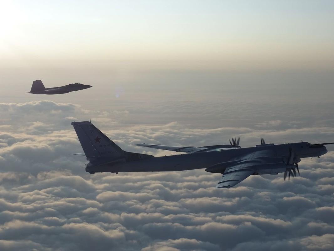 Cach Nga dung may bay doi cu hanh ha F-22 Raptor dat do My-Hinh-13