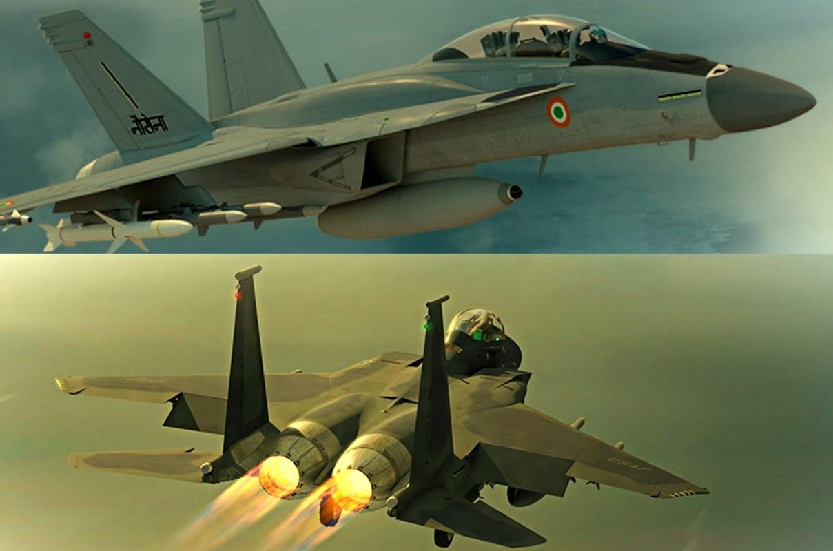 Ai Cap quyet so huu Rafale, lieu F-15C cua Israel co lep ve?-Hinh-17