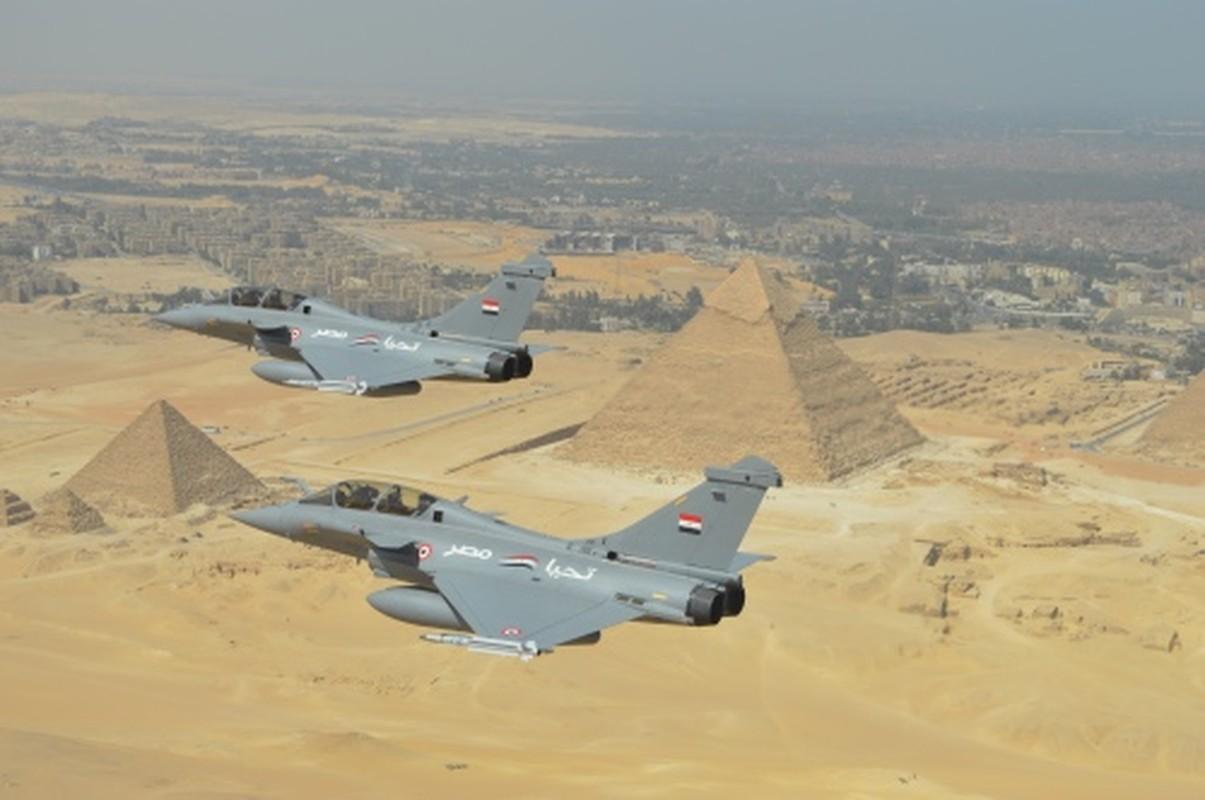 Ai Cap quyet so huu Rafale, lieu F-15C cua Israel co lep ve?