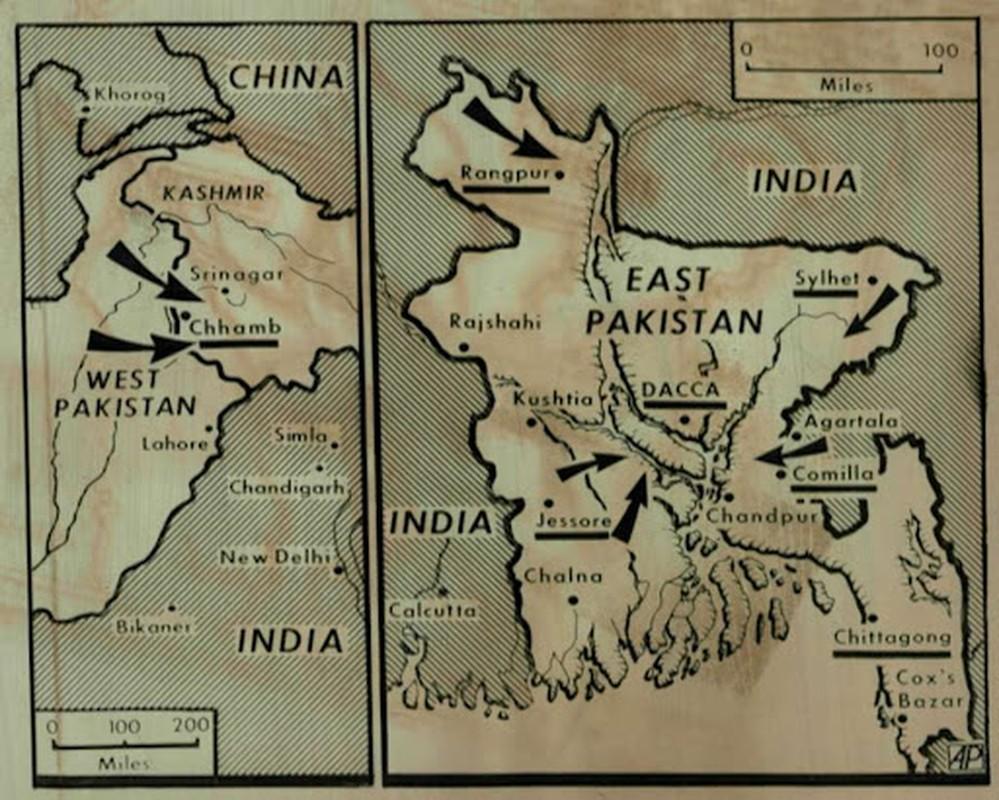 """Cuoc chien tong luc nam 1971, da lam Pakistan bi """"si nhuc"""" the nao?-Hinh-2"""