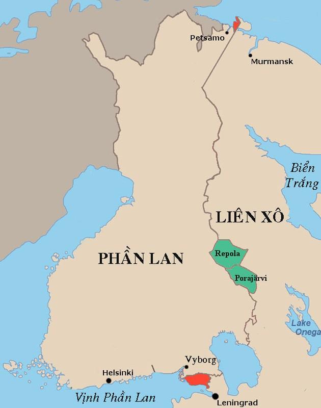 """Nhung quoc gia tung duoc Lien Xo """"tang"""" dat, trong do co ca My-Hinh-7"""