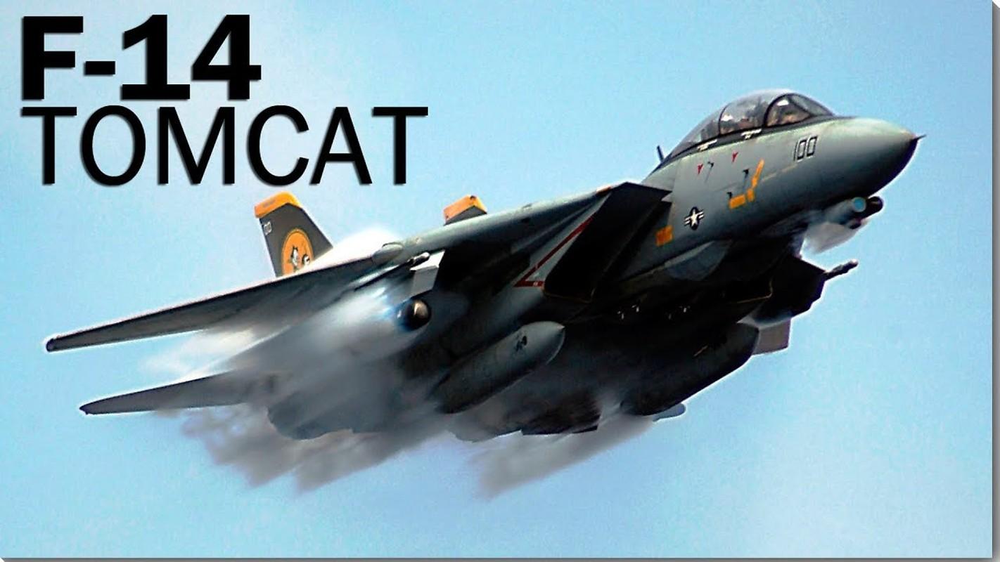 Cach tiem kich F-14 tu do bo di bien thanh sieu chien dau co