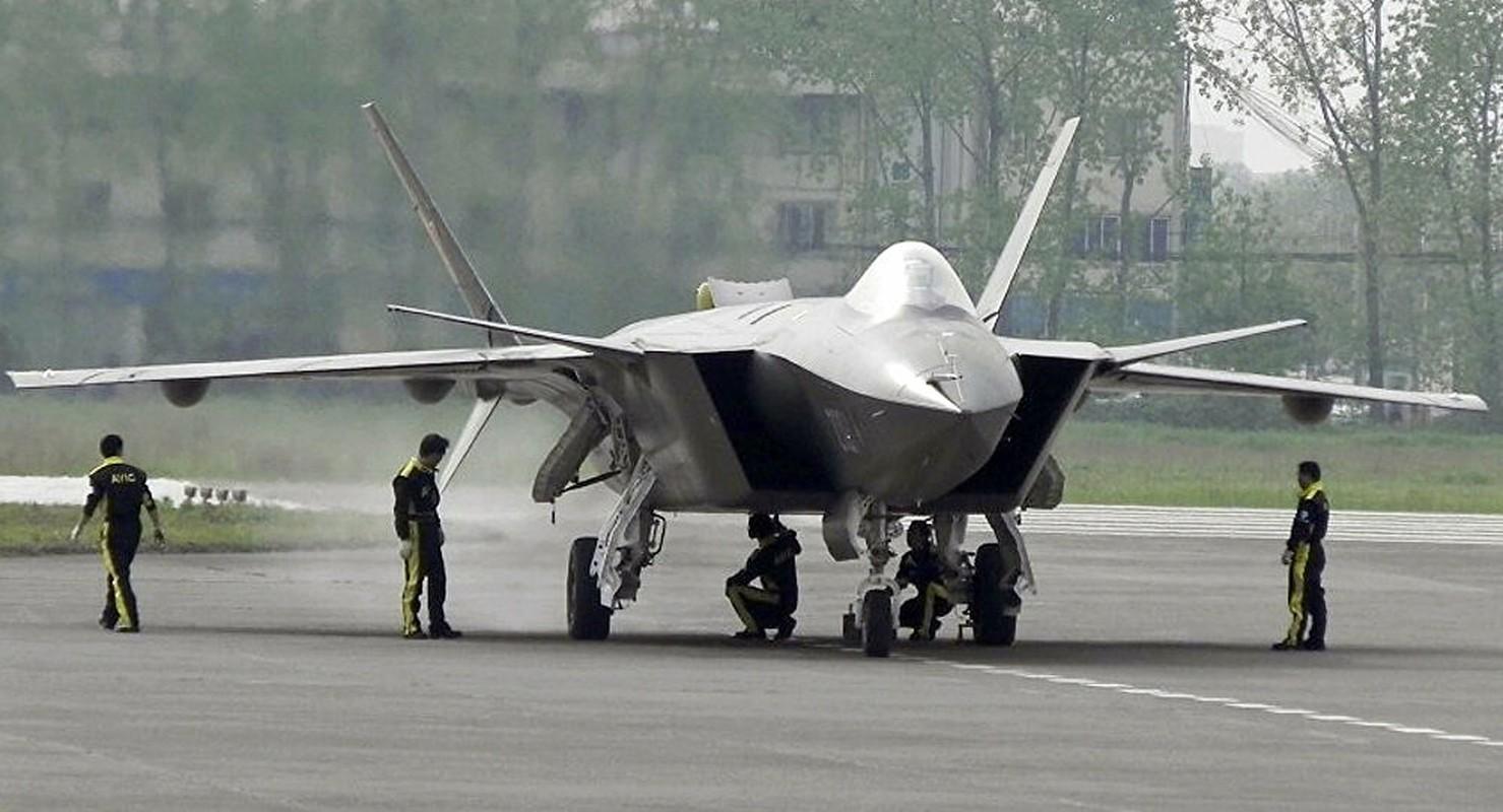 J-20 co gi ma Trung Quoc mang ra doa ca An Do lan Dai Loan?-Hinh-2