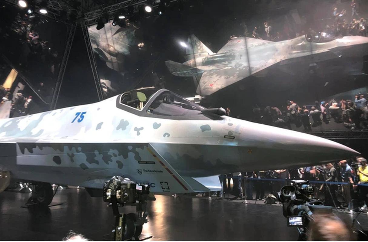 Tiem kich Su-75 lieu co thanh doi thu truyen kiep cua F-22, F-35-Hinh-11