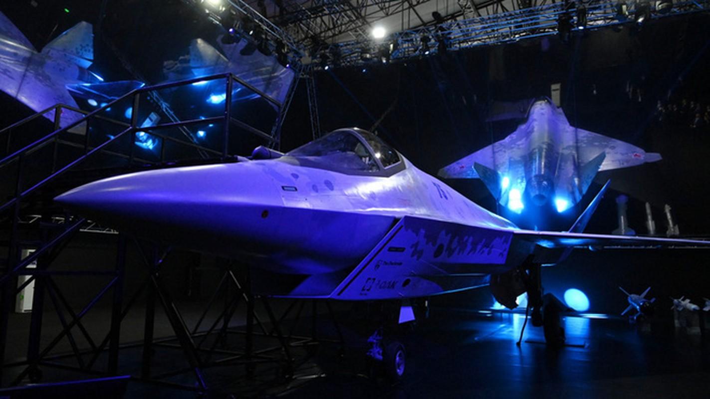 Tiem kich Su-75 lieu co thanh doi thu truyen kiep cua F-22, F-35-Hinh-2