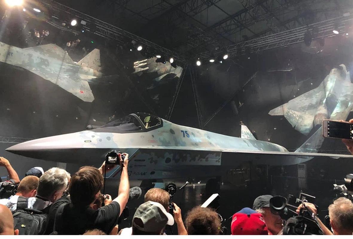 Tiem kich Su-75 lieu co thanh doi thu truyen kiep cua F-22, F-35-Hinh-5