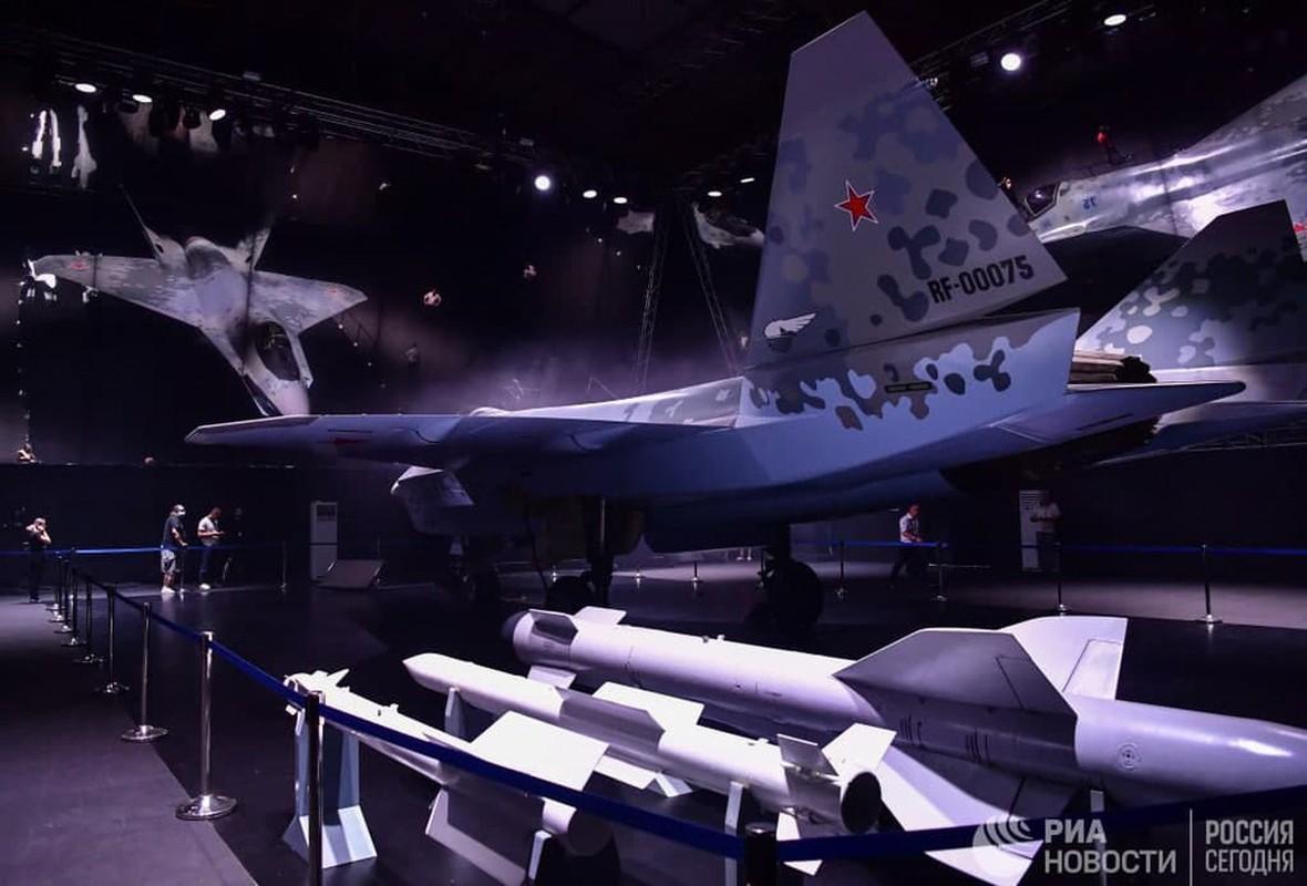 Tiem kich Su-75 lieu co thanh doi thu truyen kiep cua F-22, F-35-Hinh-6