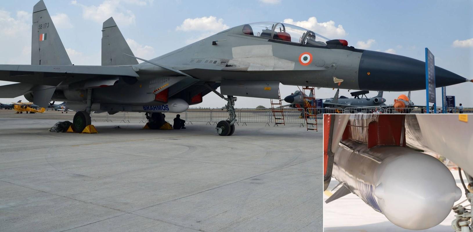 An Do tich hop BrahMos len Su-30MKI, lieu co chuyen giao cho nuoc khac?-Hinh-17
