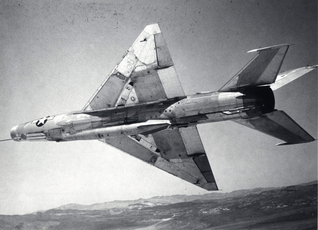 NATO - Ukraina nen nho, Nga van con sieu tiem kich MiG-31 trong bien che-Hinh-2
