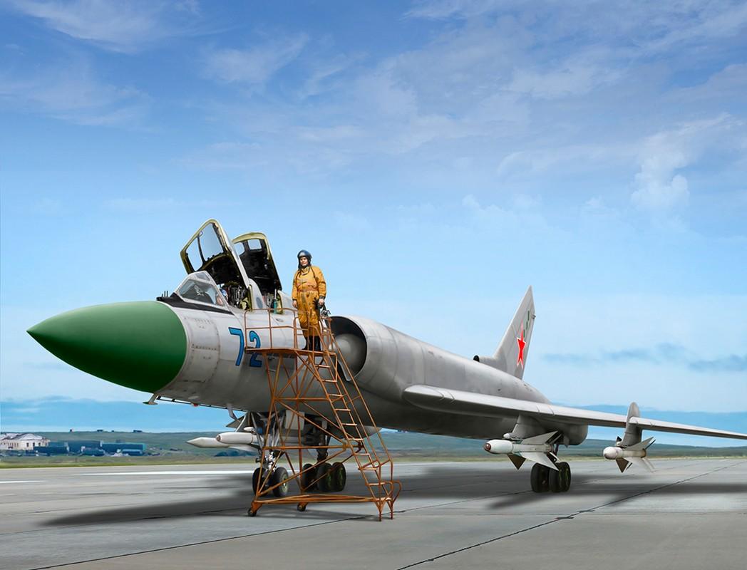 NATO - Ukraina nen nho, Nga van con sieu tiem kich MiG-31 trong bien che-Hinh-3