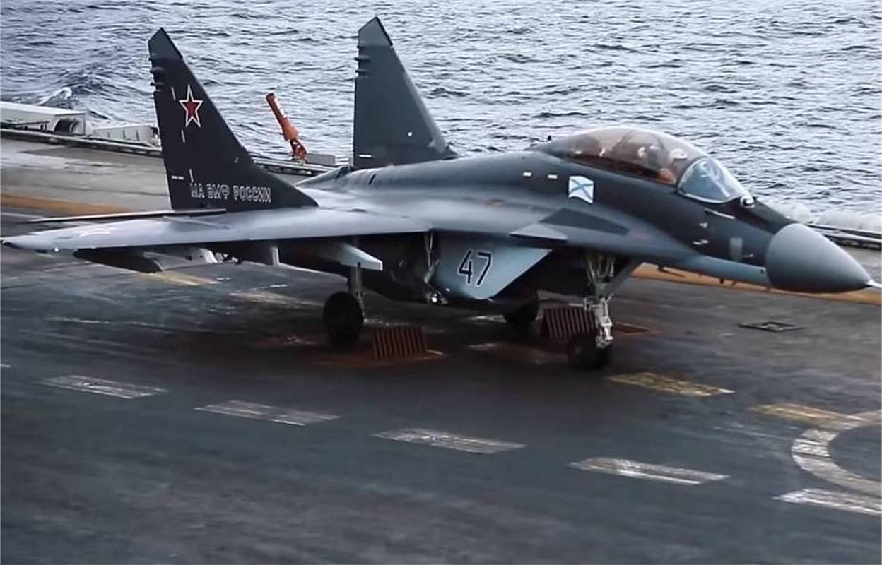 MiG-29 moi la loai may bay duoc xuat khau nhieu nhat cua Nga-Hinh-16