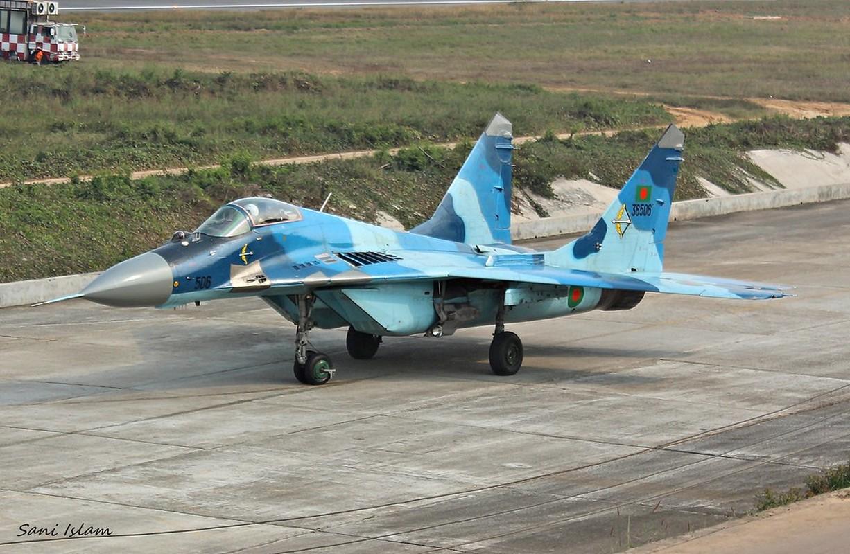 MiG-29 moi la loai may bay duoc xuat khau nhieu nhat cua Nga-Hinh-21