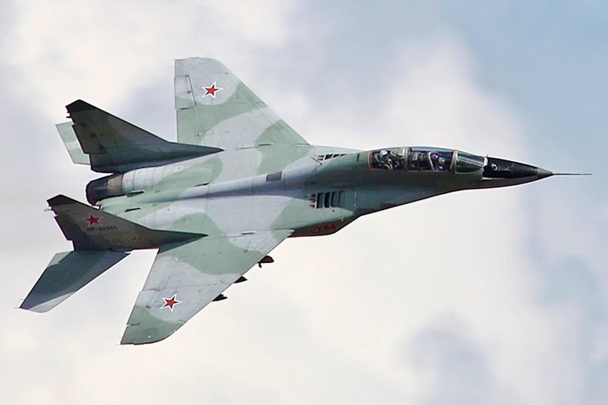 MiG-29 moi la loai may bay duoc xuat khau nhieu nhat cua Nga