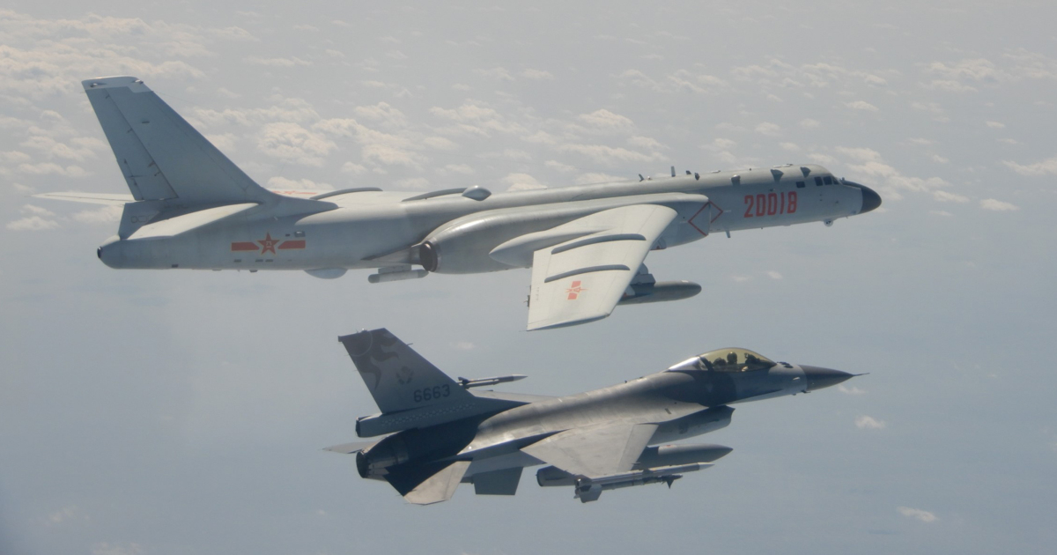 Khong dong nhu J-7, nhung J-16 moi la chu luc cua Khong quan TQ-Hinh-5