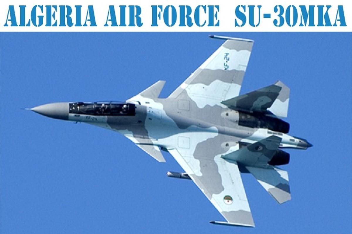 Tai sao Algeria tu choi may bay Rafale cua Phap va uu tien Su-30MKA?-Hinh-6