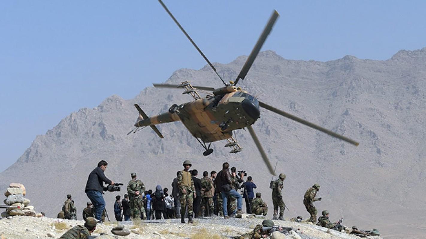 Truyen thong My: Khong quan Afghanistan dang ben bo vuc sup do-Hinh-11